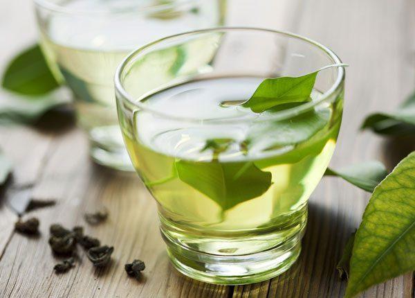 Imagem Chá verde como aliado para o emagrecimento